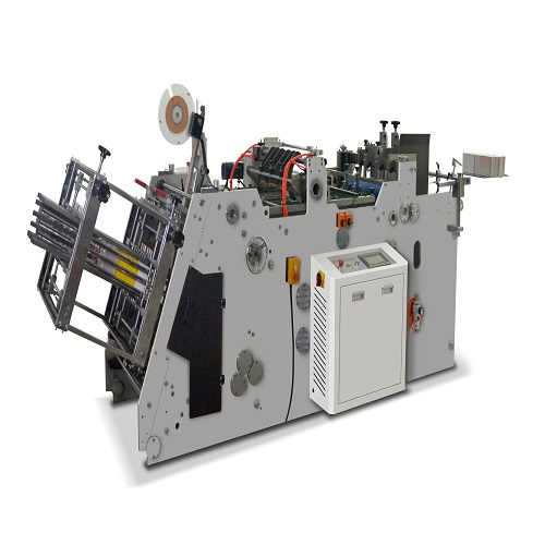 Paper carton box machine