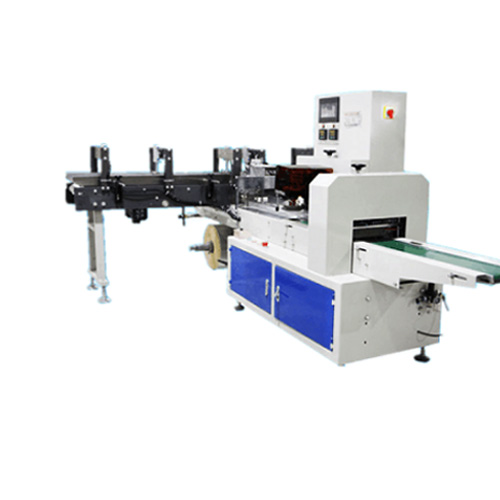 Quality Counting Multi-Pieces Straw Packing Machine Supplier In China