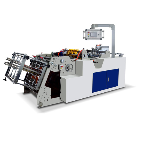 High quality carton box making machine price