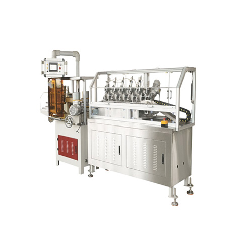 No Glue Paper Straw Making Machine Manufacturer China