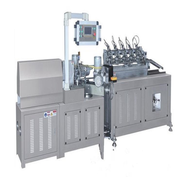 Paper straw winding machine with stainless steel frame China manufacturer