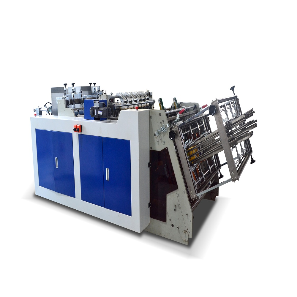 Long service time dinner box forming line machinery